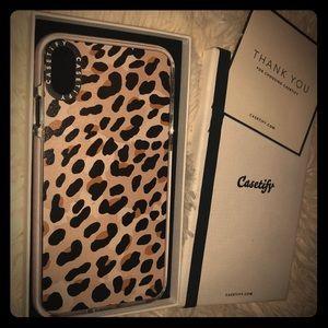 New! Leopard print casetify case